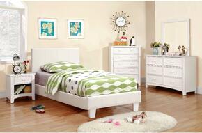 Furniture of America CM7008WHTBDMCN