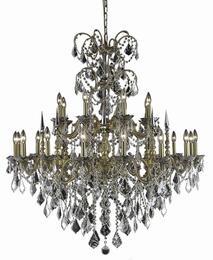 Elegant Lighting 9724G44FGSS