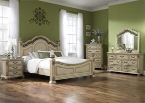 Liberty Furniture 837BRQPSDMCN