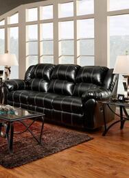 1000-TB-SL Verona IV 2 Piece Ambrose Living Room Set, Sofa + Loveseat, in Taos Black