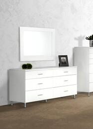 VIG Furniture VGDEB1020WHT