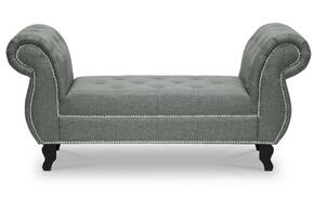Wholesale Interiors BBT5156GREYBENCH