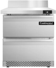 Continental Refrigerator SW27BSFBD