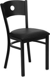 Flash Furniture XUDG60119CIRBLKVGG