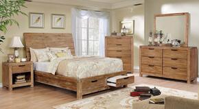 Furniture of America CM7361CKBEDDMSC