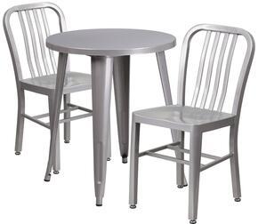 Flash Furniture CH51080TH218VRTSILGG