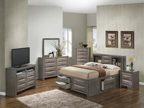 Glory Furniture G1505GQSB3CHDMNTV2