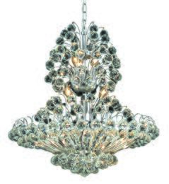 Elegant Lighting 2908D24CRC