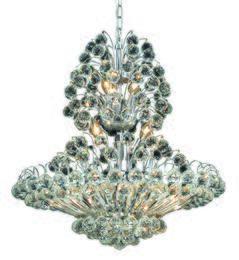 Elegant Lighting 2908D24CRC