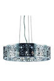 Elegant Lighting 2051D24CRC