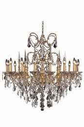 Elegant Lighting 9716D35FGRC