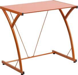 Flash Furniture NANWKSD02ORGG