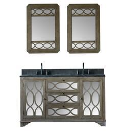 Legion Furniture WN7460+WN7424M