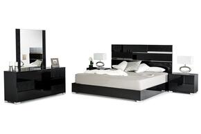 VIG Furniture VGACANCONASETBLKQ