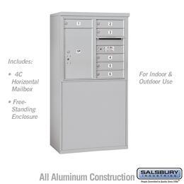 Salsbury Industries 3907D06AFU