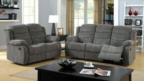 Furniture of America CM6173GYSL
