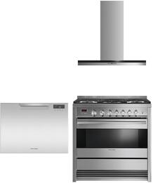 Fisher Paykel FP3PC36GSSWMFIKIT3