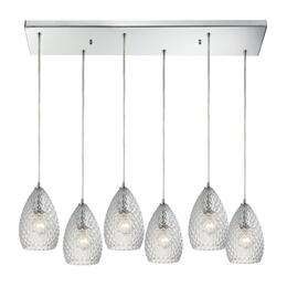 ELK Lighting 102536RCCL
