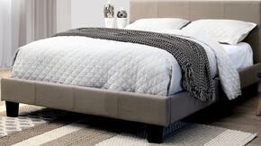 Furniture of America CM7078GYEKBED
