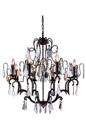 Elegant Lighting 1132D32ABRC