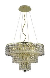 Elegant Lighting 2037D20GRC