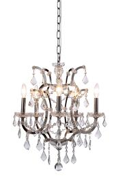 Elegant Lighting 1138D18PNRC