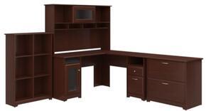 Bush Furniture WC3143003K316580