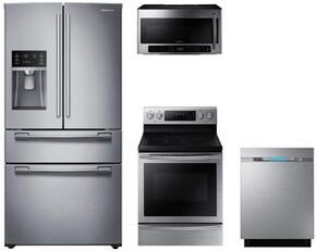 Samsung Appliance SAM4PCFSFDSS30EFIKIT2