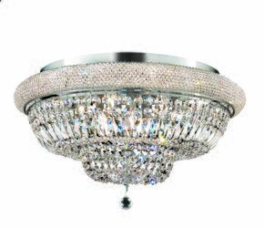 Elegant Lighting 1803F28CRC