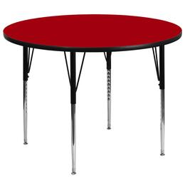 Flash Furniture XUA60RNDREDTAGG