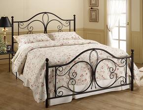 Hillsdale Furniture 1014BKR