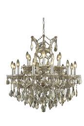 Elegant Lighting 2800D30GTGTSS