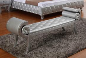 VIG Furniture VGKCMONTEBENCHPLAT