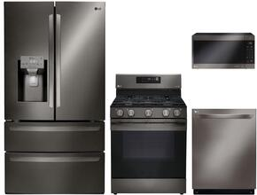 4-Piece Kitchen Package with LMXS28626D 36
