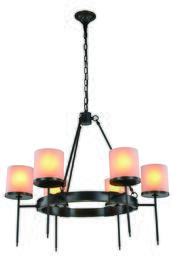 Elegant Lighting 1504D35BZ