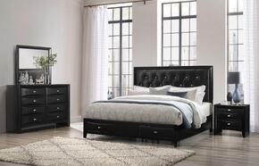 Global Furniture USA SALERNOBLFBDMNS