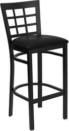 Flash Furniture XUDG6R7BWINBARBLKVGG