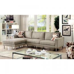 Furniture of America CM6856SECTIONAL