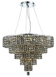 Elegant Lighting 2037D26CGTSS