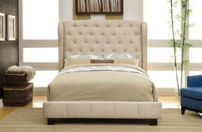 Furniture of America CM7050IVQBED