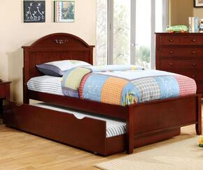 Furniture of America CM7942CHTBEDTR