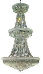 Elegant Lighting 1802G36CRC