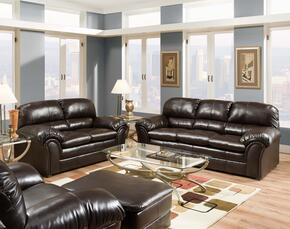 Vintage Riverside 6159-030201 3 Piece Set including  Sofa, Loveseat and Chair  Covered in a Bonded Leather
