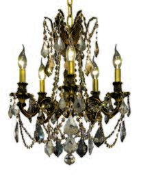 Elegant Lighting 9205D18ABGTRC