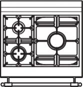75 US B1 Cooktop Configuration......