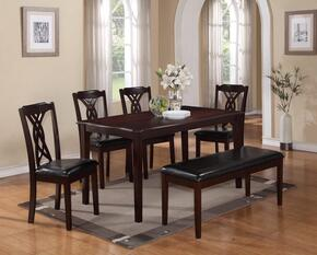 Cosmos Furniture HONEYDININGSET