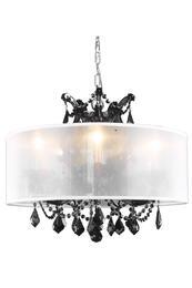 Elegant Lighting 2800D20BSS+SH1R23S