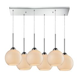ELK Lighting 102406RCWH