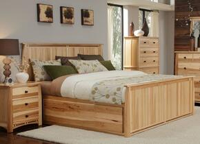 ADANT5071Q6P Adamstown 6 Piece Bedroom Set with Queen Sized Storage Bed, Chest, Dresser, Mirrror and Two Nightstands