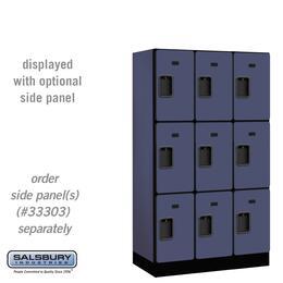Salsbury Industries 33358BLU